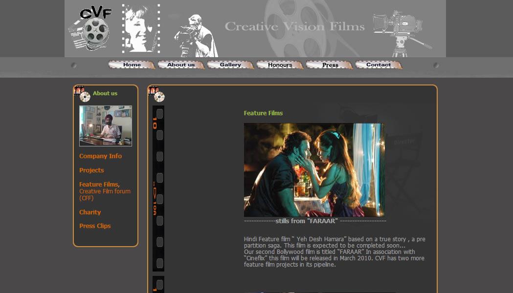 Creative Vision Films, Mumbai