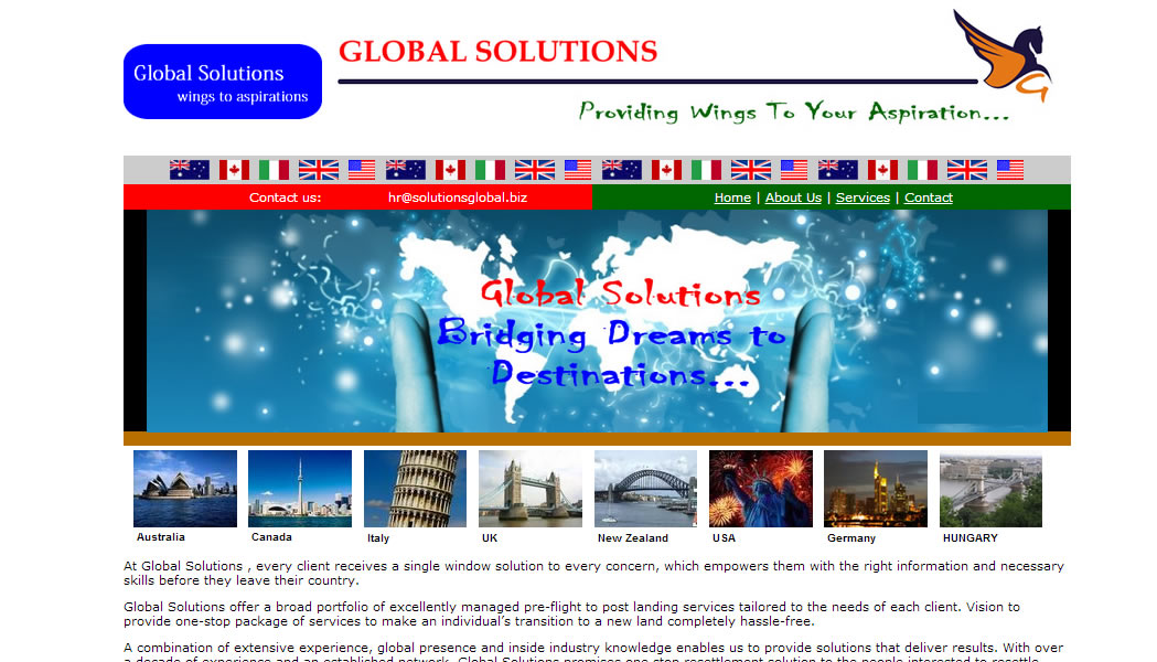 Global Solutions, Panchkula