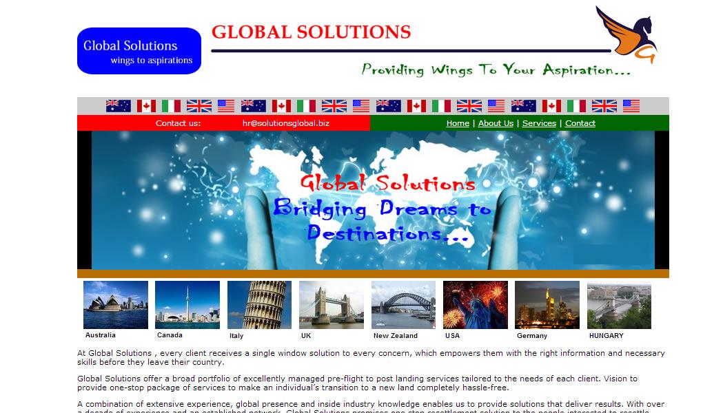 Global Solutions, Panchkula