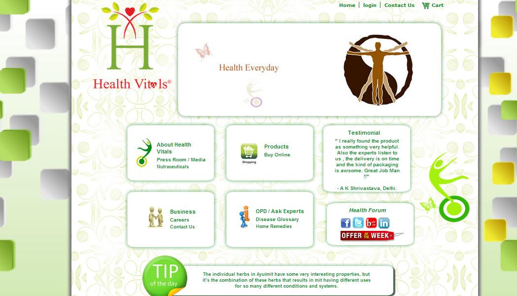 Healthvitals, Chandigarh